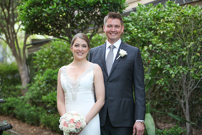 Eric and Tiffany's Savannah Elopement