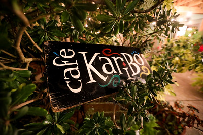Zack and Maggie's Rehearsal Dinner, Cafe Karibo, Fernandina Beach, Florida