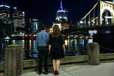 Zack and Maggie in Pittsburg