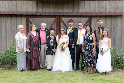 Family & Bridal Party Portraits
