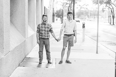 Seth and James' Engagement Session