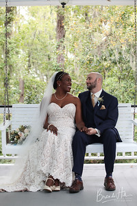 Andrew and Zoë's First Look