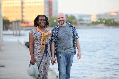 Andrew & Zoë, Jacksonville Florida