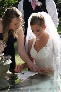 Joe & Ashley's Bridal Party