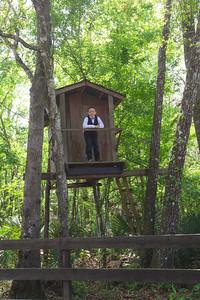Joe & Ashley Prepare at Tucker's Farmhouse
