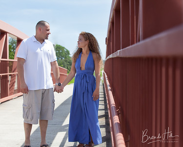 Ariel and Kathryn's Engagement Session