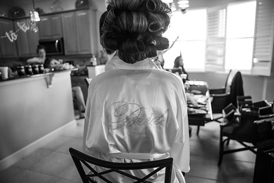 Kathryn Prepares at Hammock Beach Resort, Palm Coast, Florida
