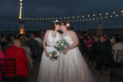 Christine & Halle's Ceremony