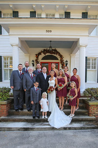 Family Portraits, The Grand Magnolia House