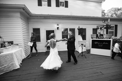 Justin and Tiffany Bass's Wedding Reception, The Grand Magnolia House
