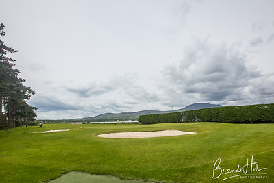 Golfing at Greenore Golf Club