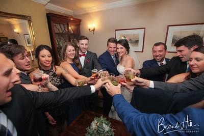 Rauco Wedding Cocktails at The Ghan House, Carlingford Ireland