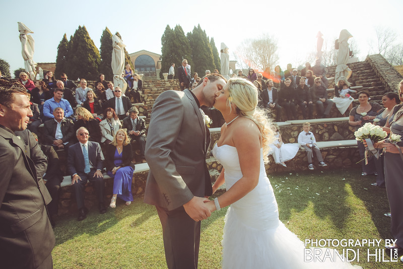 Ryan and Jacky's Wedding Ceremony at Avianto Wedding Venue in Johannesburg South Africa