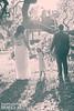 Kathy and Shannon Collins Treaty Oak Park Wedding Ceremony