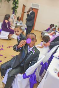 Kris and Rachel McKenzie's Wedding, Ballis Community Center