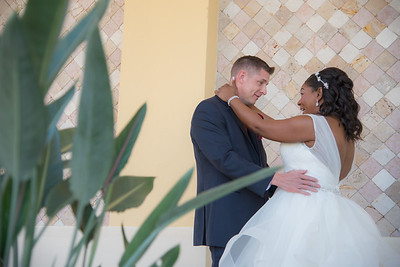 Mike and Lakiesha's First Look
