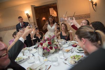 Mike and Lakiesha's Wedding Reception @ The Addison, Boca Raton, Florida