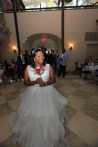 Mike and Lakiesha's Wedding Reception @ The Addison, Boca Raton, Florida