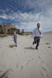 Williams' Wedding, Jacksonville Beach, Florida