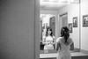 Lisa prepares before her wedding