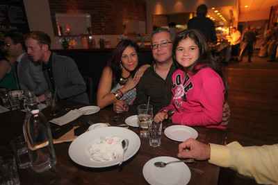 Tatiana and Spencer's Family gathering at The Kitchen Denver
