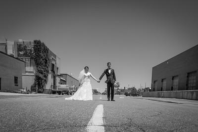Wedding Party at Blanc Denver