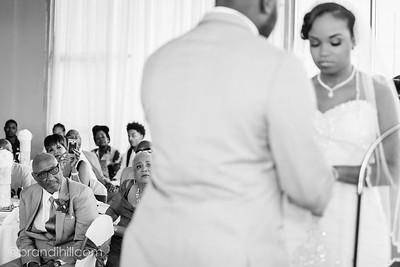Tyla and Brannon's Wedding Ceremony