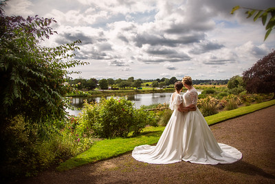 Ednam House Wedding