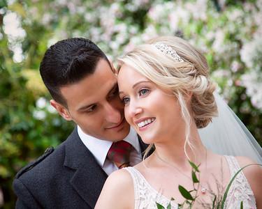 Branxholm Park Wedding Hawick