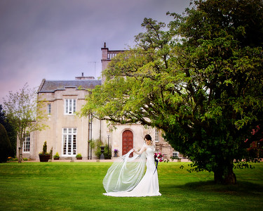 Pittodrie House Wedding