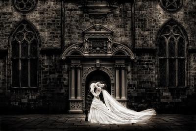 George Heriots Wedding Edinburgh
