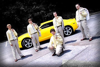 Wedding Portraits with Camero