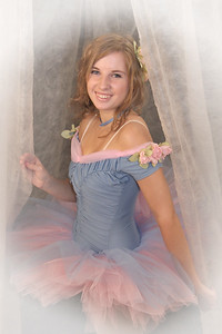 Senior Dance Portrait