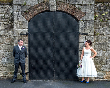 Nicola and Larry @ Peircestown Church, Ballykealy Manor Carlow and Riverbank Hotel Wexford