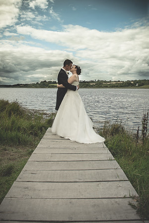 Sarah & Fergal @ Caroreigh Church/Heritage Park and Danby Lodge Wexford