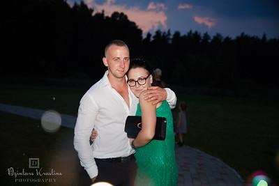Kāzas Sandra un Igors