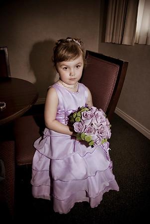 Little girl:prep