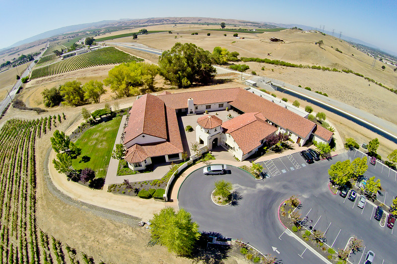 Martinelli Center Garre Winery