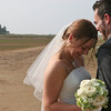 Holkham Beach Wedding Photography following a ceremony at Cley Windmill