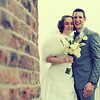 A happy couple at Cley Windmill