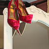 Bright wedding shoes - simply gorgeous
