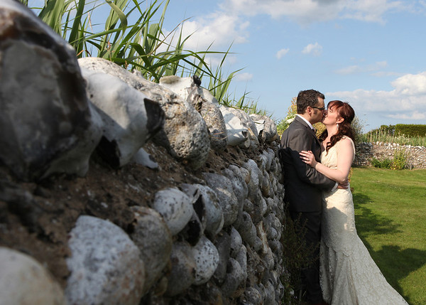 Wedding Photography at Cley Windmill