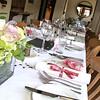 A wedding breakfast at Cley Windmill