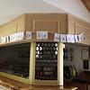 The bar at Dairy Barns, Hickling