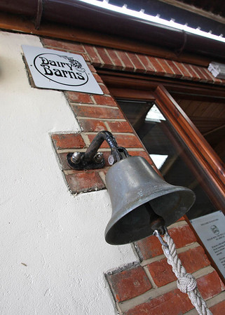 Some of the quirky details at Dairy Barns