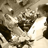A ceremony happy moment at Elms Barn