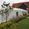 The main marquee at Elms Barn