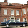 Elms Barn's Wedding car to bring the bride from Stackyard Lodge to the barn if she'd like