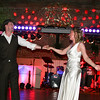 All went well with the First Dance at Elms Barn