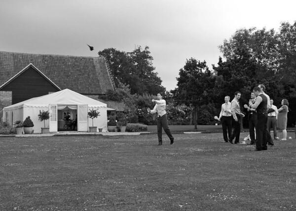 Garden Games at Elms Barn